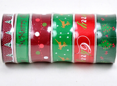 Christmas ribbon  CRA-006